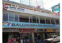 Balloonpark Manavgat Oyunevi