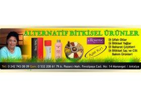 Alternatif Bitkisel Ürünler