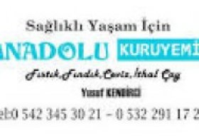 Anadolu Kuruyemiş Baharat