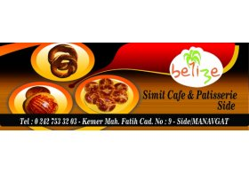 Beliza Simit Cafe Patısserıa Side