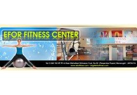 Efor Fitness Center