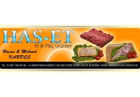 HAS-ET Et ve Piliç Ürünleri