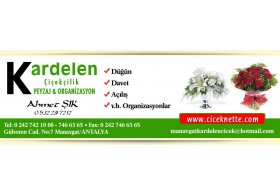 Kardelen Çiçekçilik Peyzaj-Organizasyon