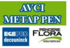 Avcı Metal Pen
