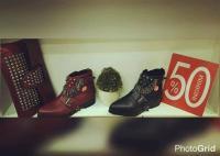 Rugano Markalı ayakkabı %100 deri %50 indirimli