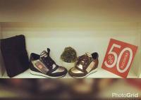 Yees Markalı Dolgu Taban ayakkabı %100 rahat %50 indirimli